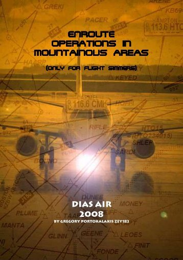 enroute OPERATIONS OPERATIONS IN MOUNTAINOUS ... - e-HAF