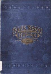 Washington Street. - Newton Free Library
