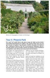 Tour 5: Phoenix Park