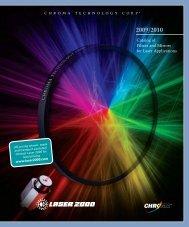 Filters for Laser - Laser 2000