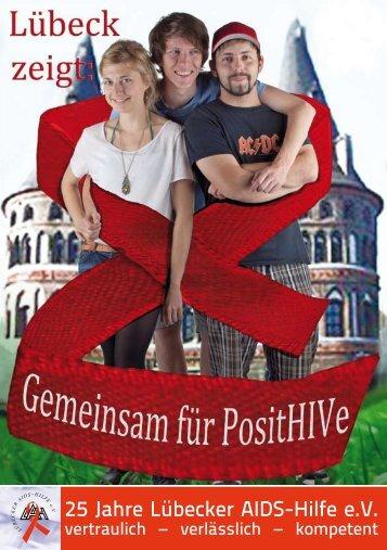 25 Jahre Lübecker AIDS-Hilfe e.V.