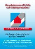 25 Jahre Lübecker AIDS-Hilfe e.V. - Page 4