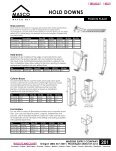 ANCHOR BOLTS - masco.net - Page 3