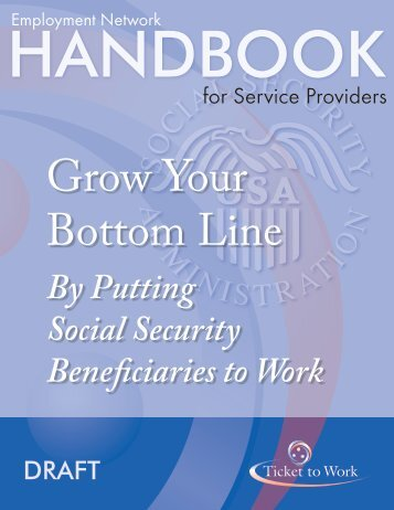 EN Handbook for Service Providers - The Coalition of Behavioral ...