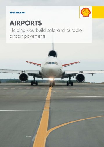 Shell Bitumen - Airports - Helping you build safe and durable airport ...