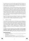 Stratégie européenne 2010-2020 en faveur des personnes - EUR-Lex - Page 5