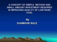 A Concept Of Simple Method And Small Amount