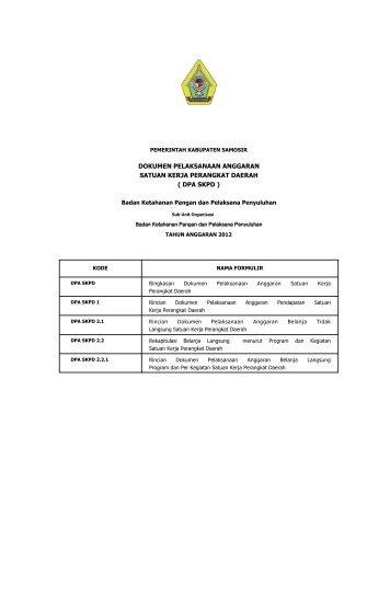 Badan Ketahanan Pangan dan Pelaksana Penyuluhan