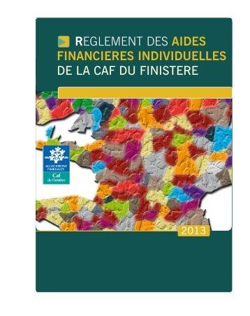 Télécharger le règlement - Caf.fr