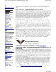 October 23, 2009 Page 1 of 11 NEFI Energy Online News ... - PriMedia - Page 3
