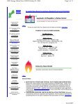 October 23, 2009 Page 1 of 11 NEFI Energy Online News ... - PriMedia - Page 5