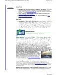 October 23, 2009 Page 1 of 11 NEFI Energy Online News ... - PriMedia - Page 6
