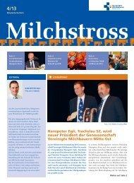 Aktuelle Ausgabe (2 MB) - Vereinigte Milchbauern Mitte-Ost