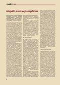áldott karácsonyt! ünnepi szokások - Savaria Fórum - Page 6