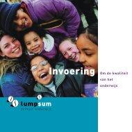 Brochure invoering lumpsum - Avs