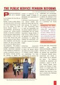 Ministry of Public Service Quarterly Bulletin July-September 2012 - Page 4