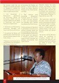 Ministry of Public Service Quarterly Bulletin July-September 2012 - Page 7