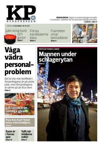 Kyrkpressen 49/2011 (PDF: 7.1MB)