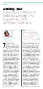 Schools Newsletter - Autumn Term 2012 - Wilsons - Page 3