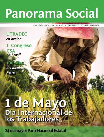 Día Internacional de los Trabajadores - UTP