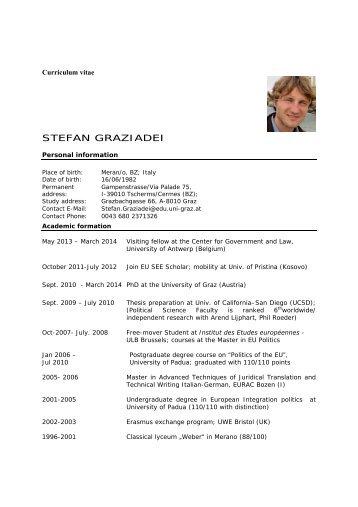 STEFAN GRAZIADEI