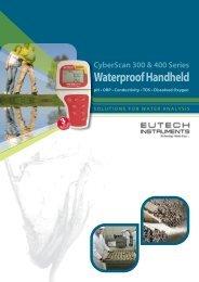 Waterproof Handheld - Eutech