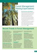 Ecosystem approached and sustainable forest management - IUCN - Page 3