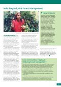 Ecosystem approached and sustainable forest management - IUCN - Page 7