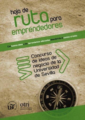 bases del concurso (.pdf) - OTRI - Universidad de Sevilla