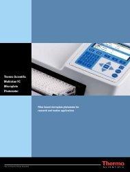 Thermo Scientific Multiskan FC Microplate Photometer - TS Labor