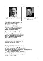 Kerweredd 2008 verfasst von Nino Piazza vorgetragen von Steffen ...