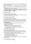 République tunisienne - Faculté de Medecine Dentaire de Monastir - Page 2