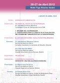 VIII Reunión de Osteoporosis - Sociedad Española de Medicina ... - Page 3