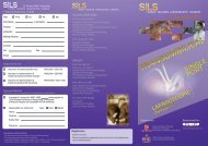 registration form - Department of Surgery, CUHK - The Chinese ...