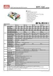 PPT-125 series - FG-Elektronik GmbH