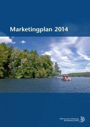 Marketingplan 2014 - tmu Tourismus Marketing Uckermark GmbH