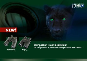 Your passion is our inspiration! - Sako
