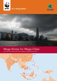Mega-Stress for Mega-Cities: A Climate Vulnerability - WWF