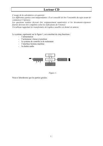 Génie électrique - Concours ATS