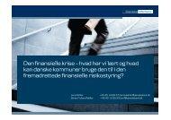 hvad har vi lært og hvad kan danske kommuner bruge den til ... - primo