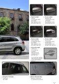 Katalog příslušenství - M Motors CZ, s.r.o. - Page 5
