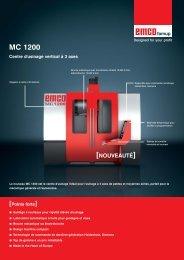 MC 1200 - Emco Maier GmbH