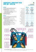 Emergency jumpstart pack PPS 30 - PPS 70 - Cemont - Page 2