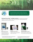 The Green that Cleans - Buckeye International, Inc. - Page 2