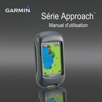 manuel utilisateur - Garmin   France