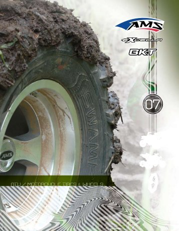 ATV / MOTORCYCLE TIRES & WHEELS