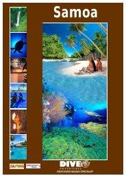 Samoa - Dive Adventures
