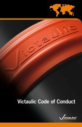 Victaulic Code of Conduct