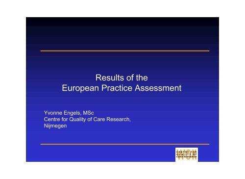 Download Presentation Y. Engels