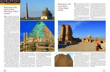 Turkmenistan - New Delhi